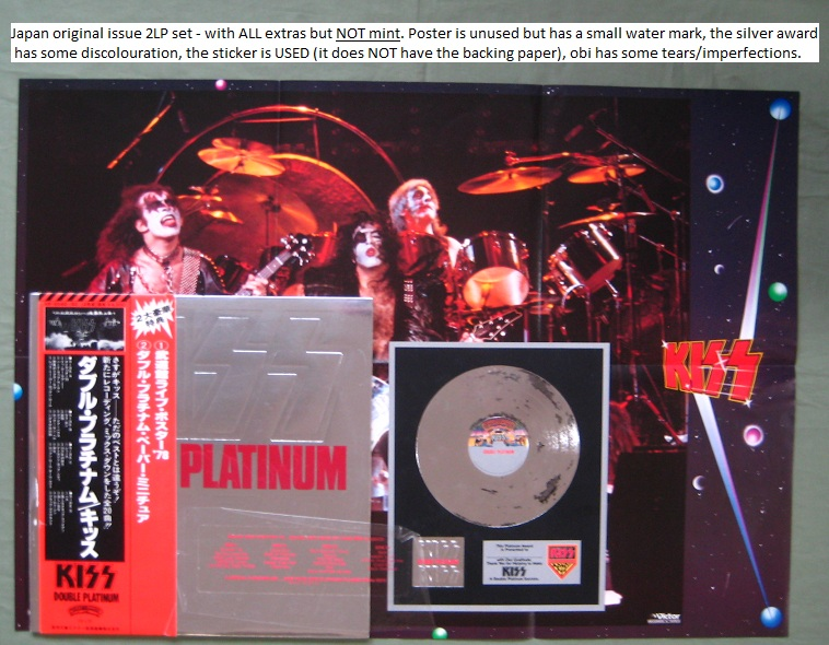 Kiss - Double Platinum - Complete