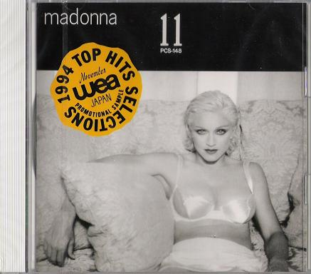 Madonna - Top Hits Nov.1994