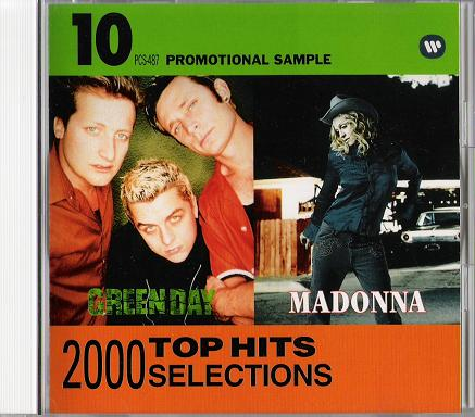 Madonna - Top Hits October 2000