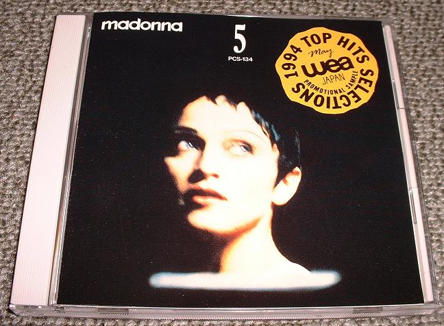 Madonna - Top Hits May 1994