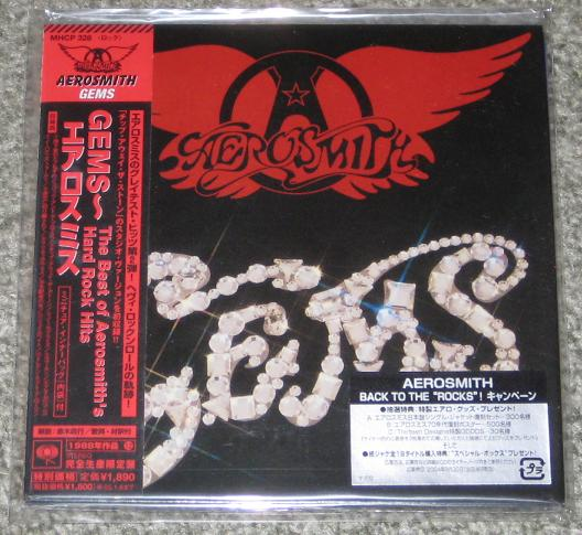 Aerosmith - Gems Single