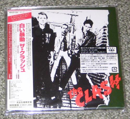 Clash - The Clash CD