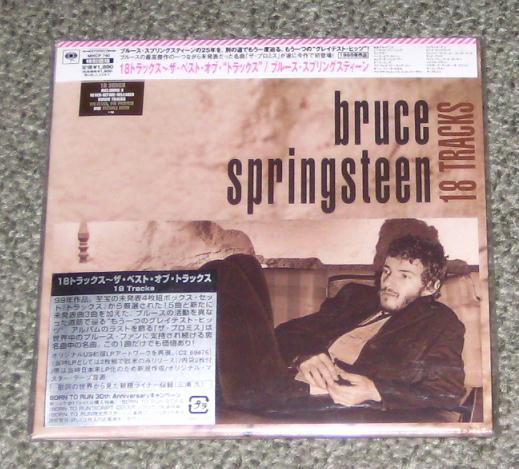 SPRINGSTEEN, BRUCE - 18 Tracks - CD