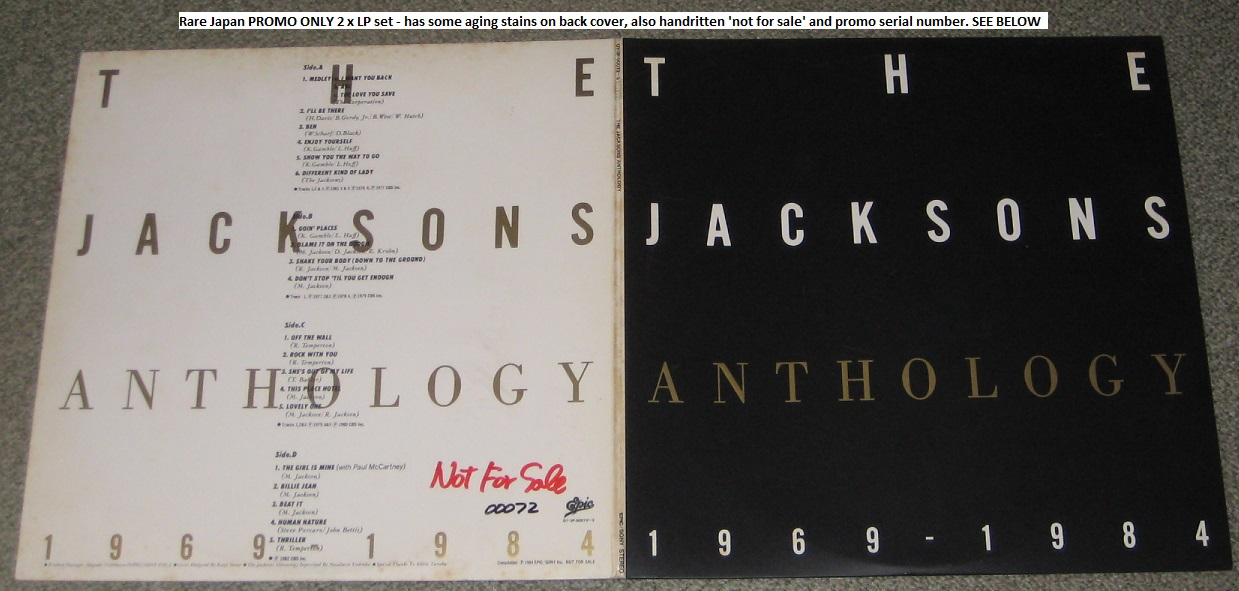 Jackson, Michael - The Jacksons Anthology