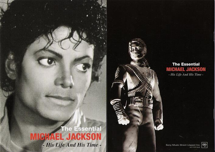 Jackson, Michael - Essential - His Life &amp; Time