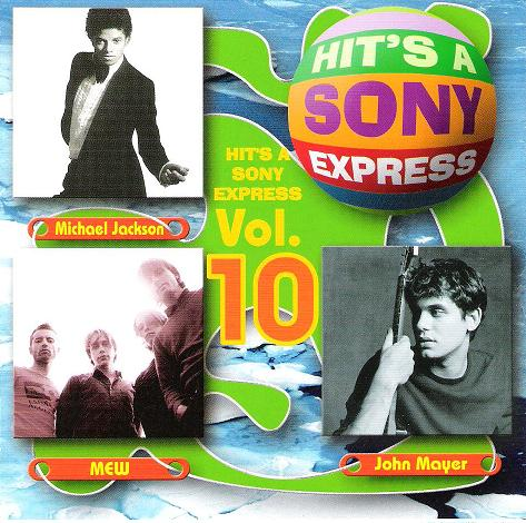 Hits A Sony Vol10 2003