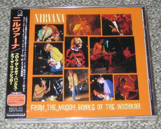 Nirvana From The Muddy Banks Of The CD