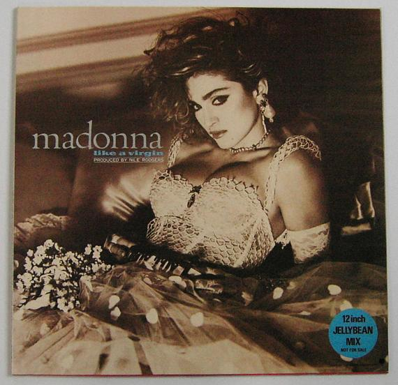 Madonna - Like A Virgin (12 Inch Mix)