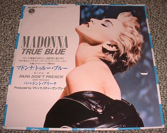 Madonna - True Blue Album