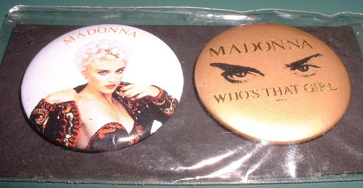 MADONNA - 2 x Mitsubishi badge set! - Others