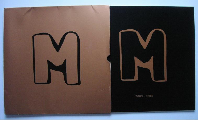 20032004 Japan Tour Book