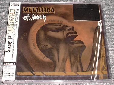 Metallica - St. Anger Album