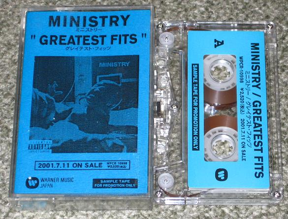 MINISTRY - Greatest Hits