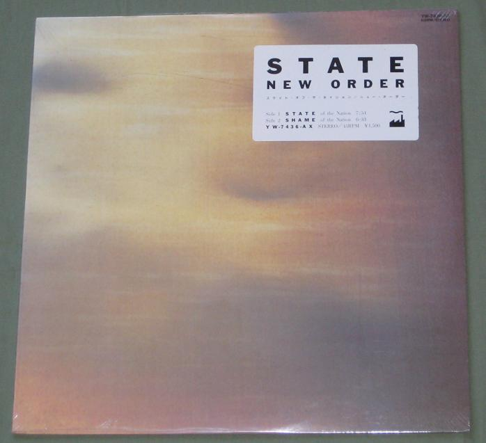 State Of The Nation - New Order