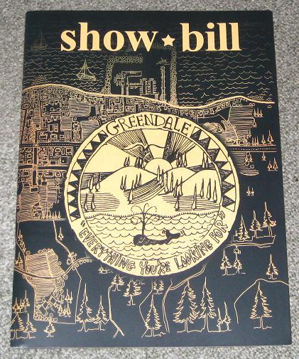 Japan Greendale Tour Book