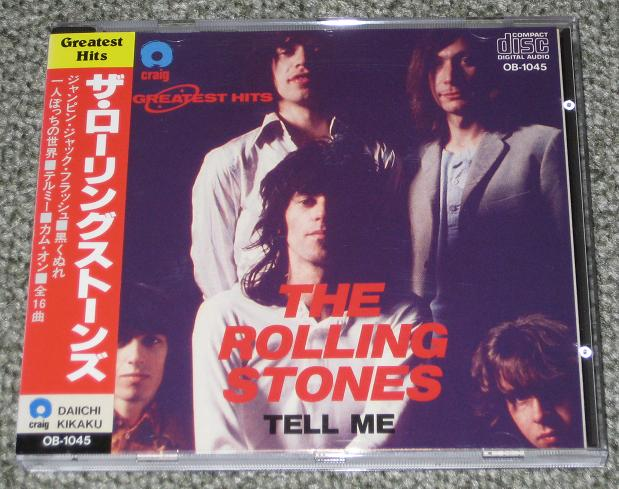 Rolling Stones - Tell Me - Greatest Hits