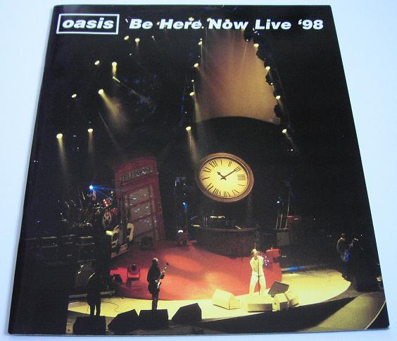 Japan 1998 Tour Book