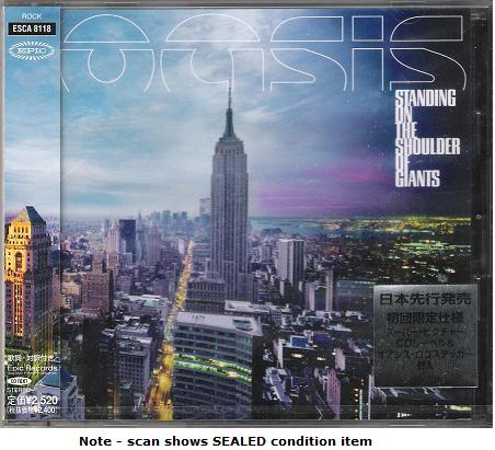Oasis - Standing On The Shoulder Album