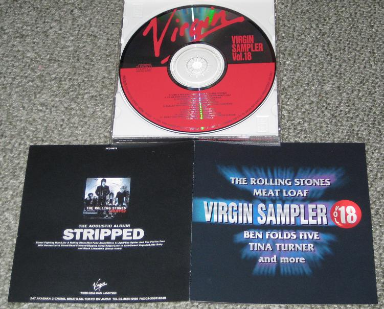 Smashing Pumpkins - Virgin Sampler Vol. 18
