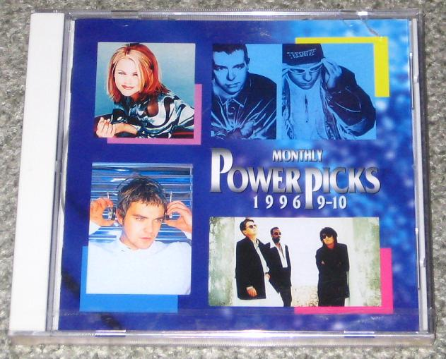 Williams,Robbie Power+Pics+9-10+1996 PROCD