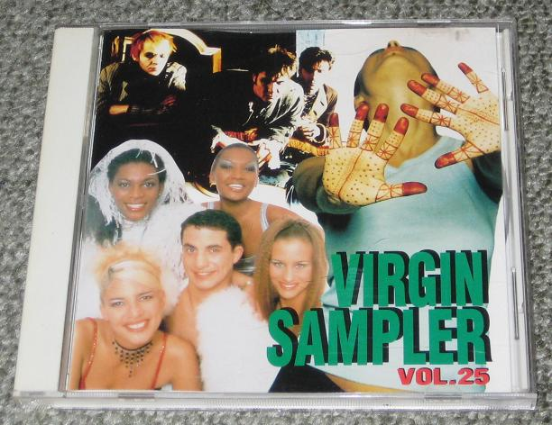 Virgin Sampler Vol 25