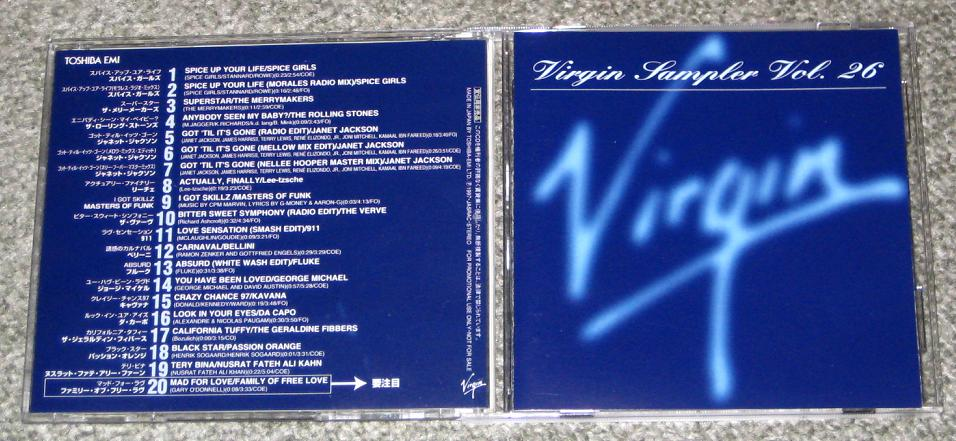Virgin Sampler Vol 22