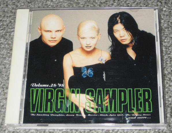 Smashing Pumpkins - Virgin Sampler Vol. 28