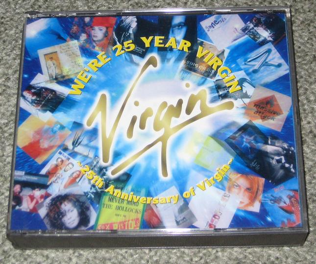 Virgin 25th Anniversary