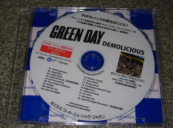 green day demolicious full album