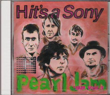 Pearl Jam - Hit's A Sony 1998 Vol.1