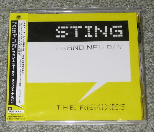 Sting - Brand New Day Remixes