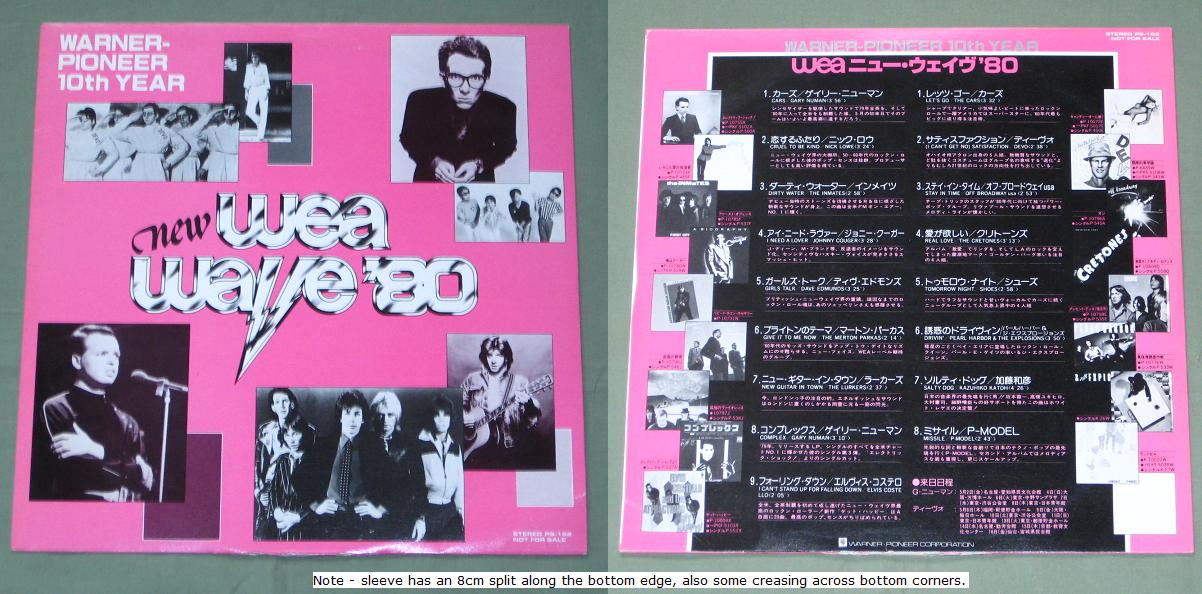 Wea New Wave 1980