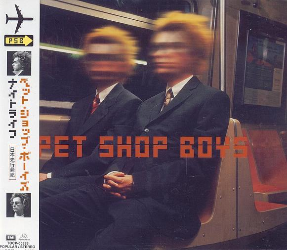 Nightlife - Limited Edition - Pet Shop Boys
