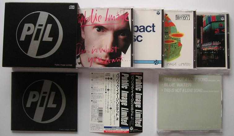 Public Image Limited Box