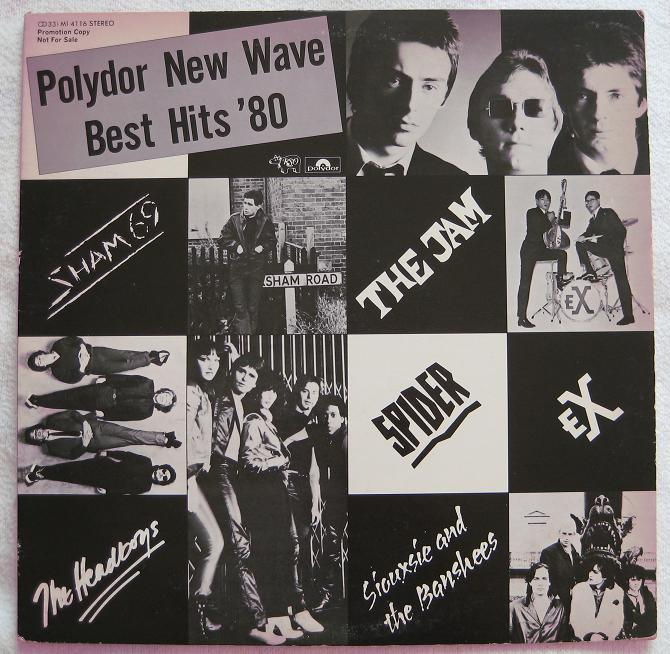 New Wave Best Hits '80