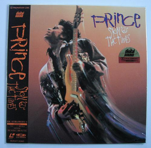Prince - Sign O The Times Single