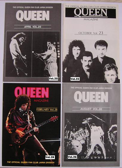 Queen Japan Fanzine Vol28