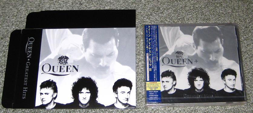 G/hits Iii Promo Cd And Box Set!