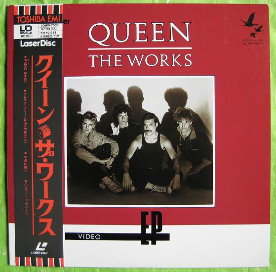 Queen - Works Video Ep 2nd Issue Promo