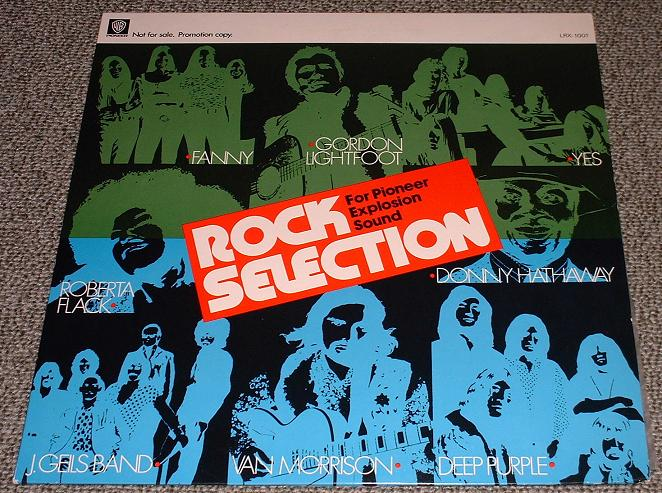 Rock Selection
