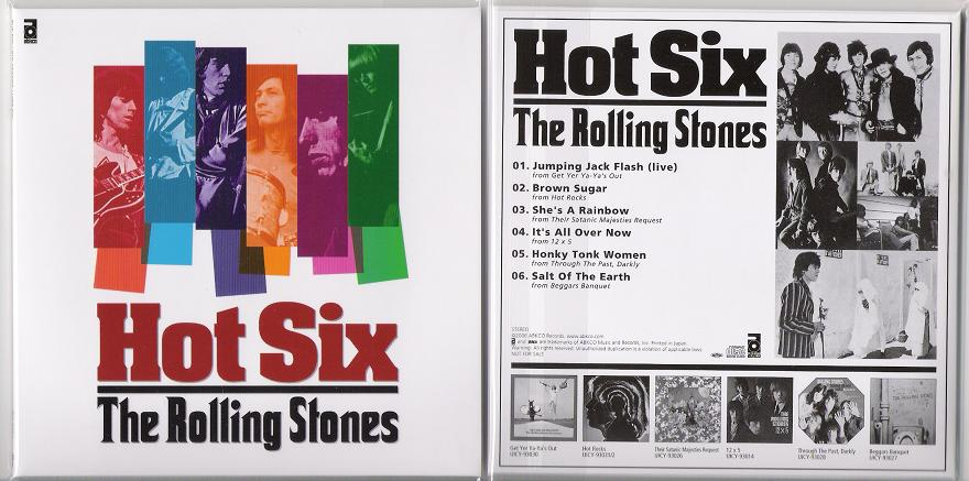 Hot Six Sampler