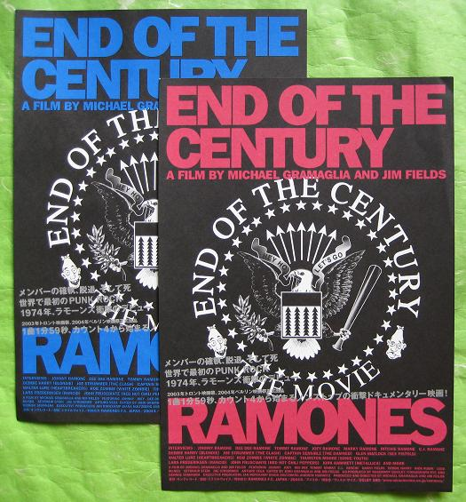 Ramones - End Of The Century Film X 2