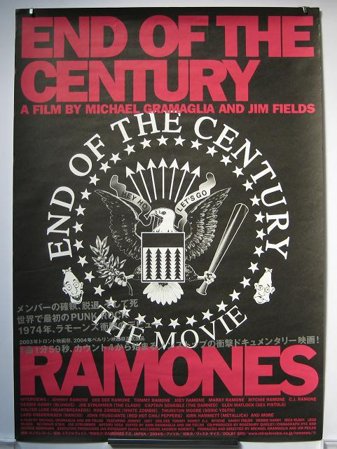 Ramones - End Of The Century Pro Poster
