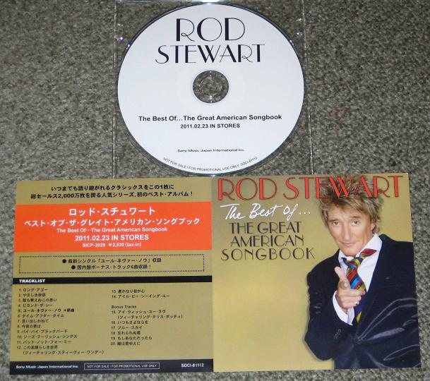 Stewart, Rod - Best Of The Great American Son