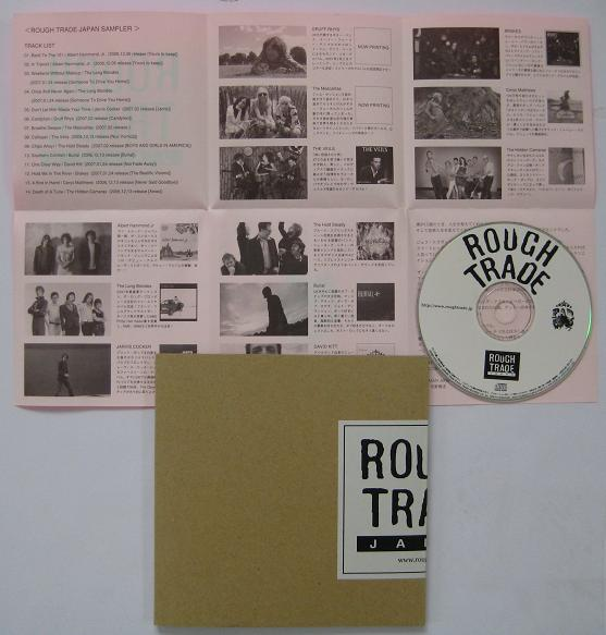 Rough Trade Japan Sampler