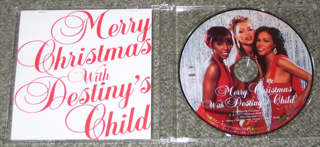 Destiny's Child - Merry Christmas With D.child