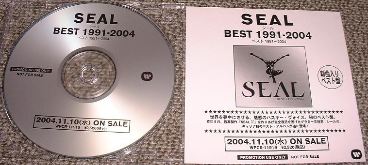 Best 1991 - 2004 - Seal