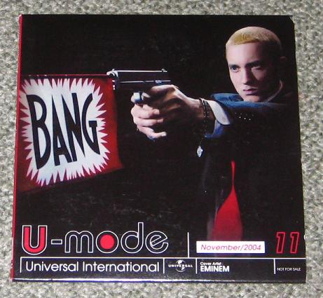 U Mode November 2004