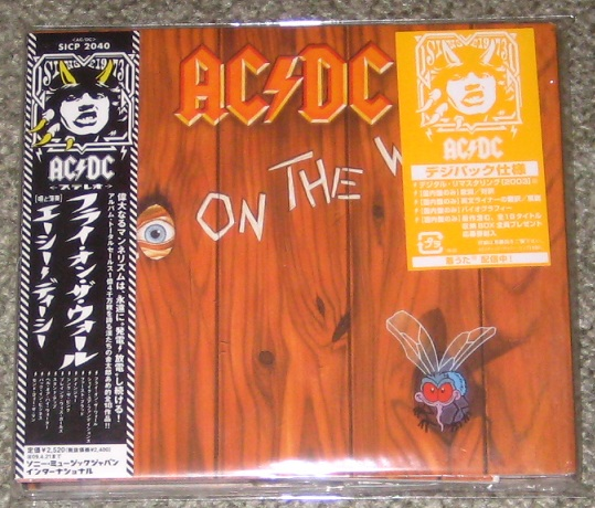 AC/DC - Fly On The Wall - Digipack