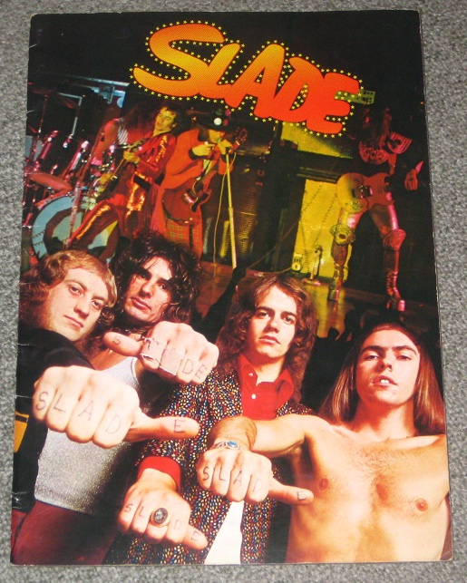 Japan 1974 Tour Book